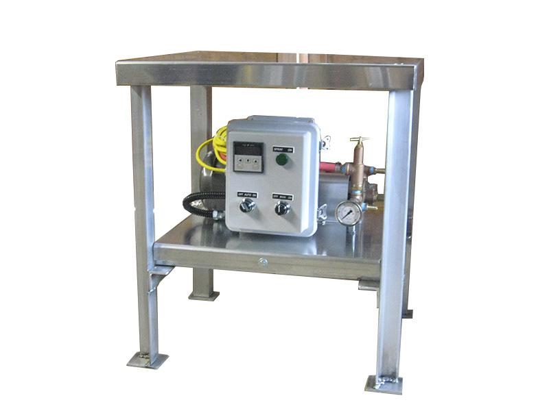 Automated Deicer Spray Systems