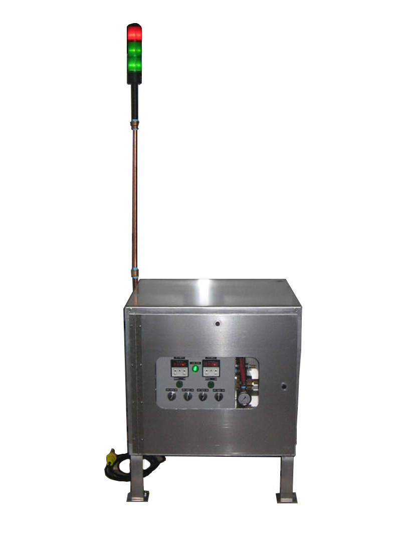 Automated Deicer Spray Systems